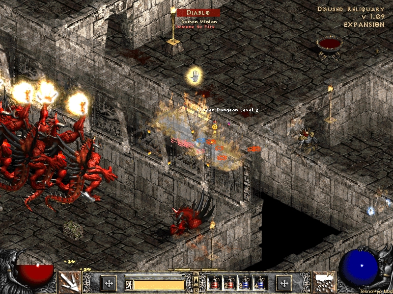 ancestral recall diablo 2 mod